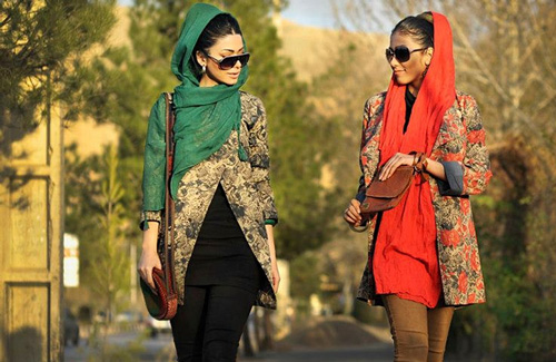 Clothing restrictions in Iran