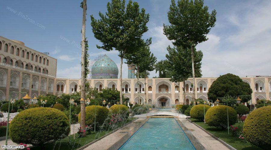 Abbasi Hotel Isfahan Area 2