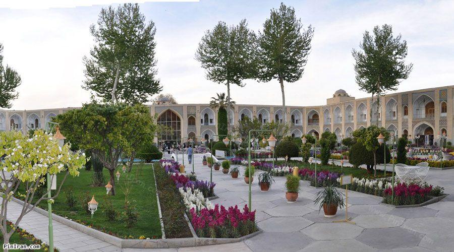 Abbasi Hotel Isfahan Area 3