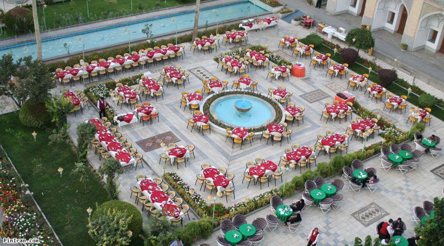 Abbasi Hotel Isfahan Area