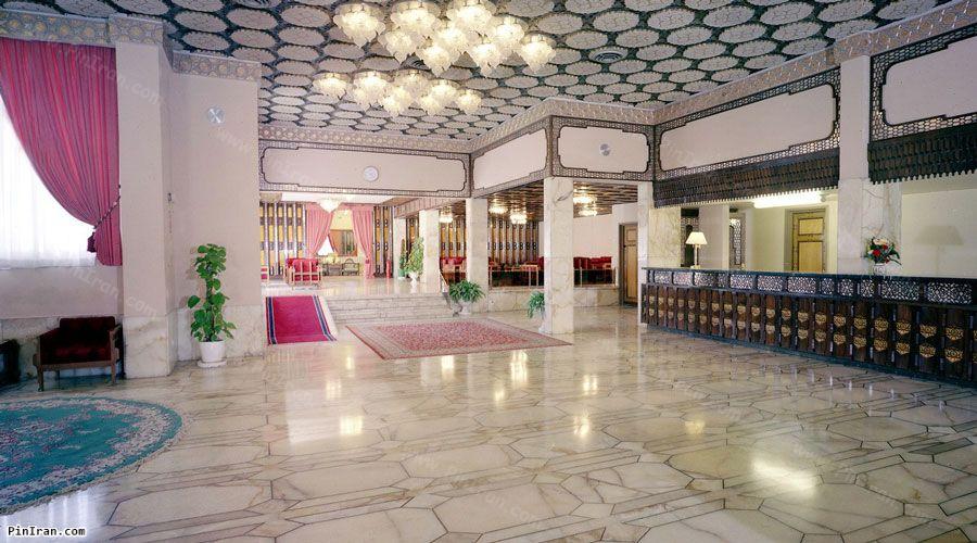 Abbasi Hotel Isfahan Lobby 2