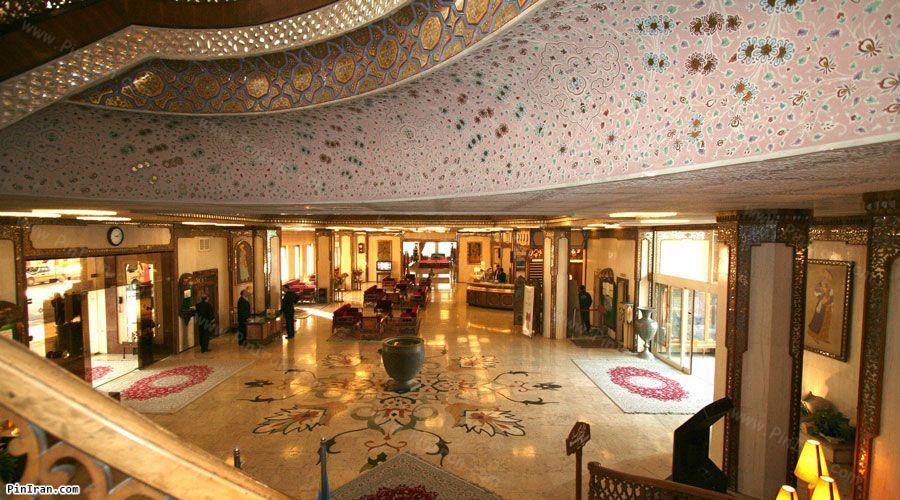 Abbasi Hotel Isfahan Lobby 3
