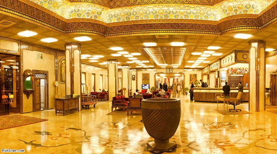 Abbasi Hotel Isfahan Lobby