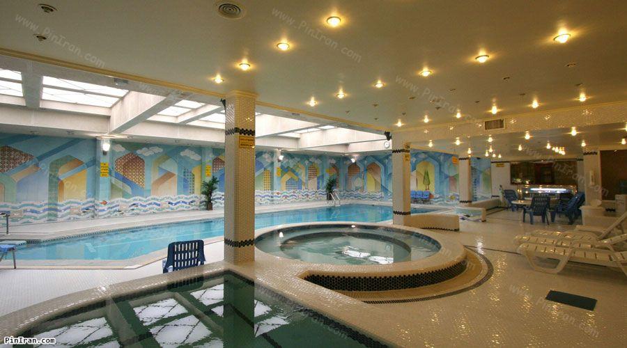 Abbasi Hotel Isfahan Pool