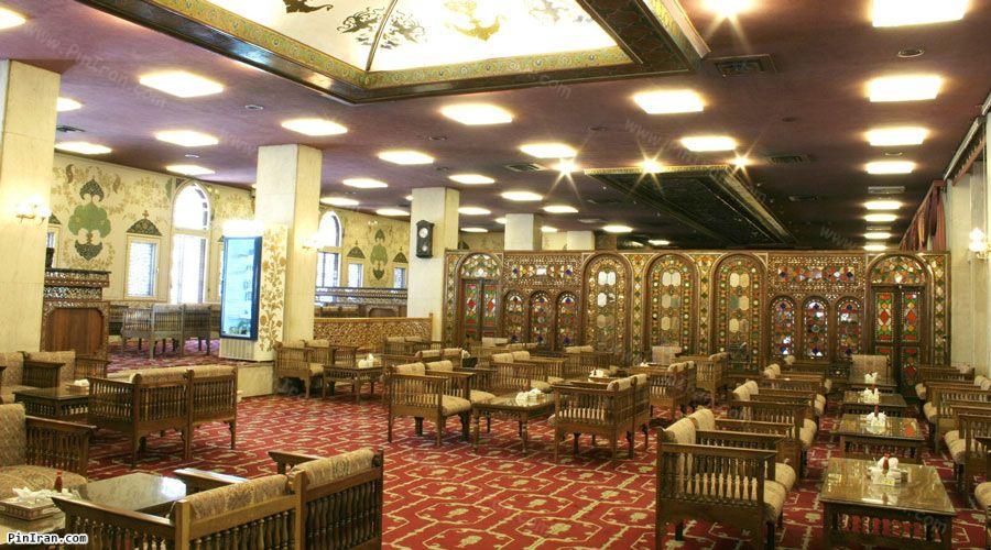 Abbasi Hotel Isfahan Restaurant 2