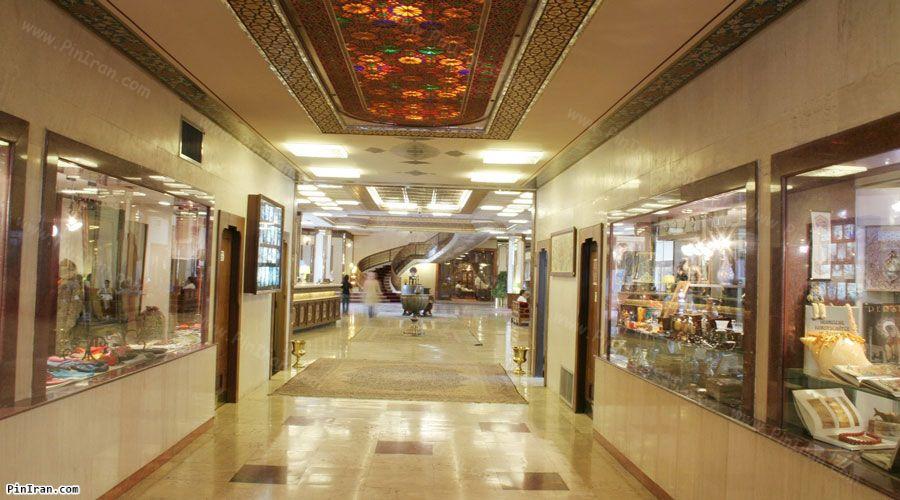 Abbasi Hotel Isfahan Shop