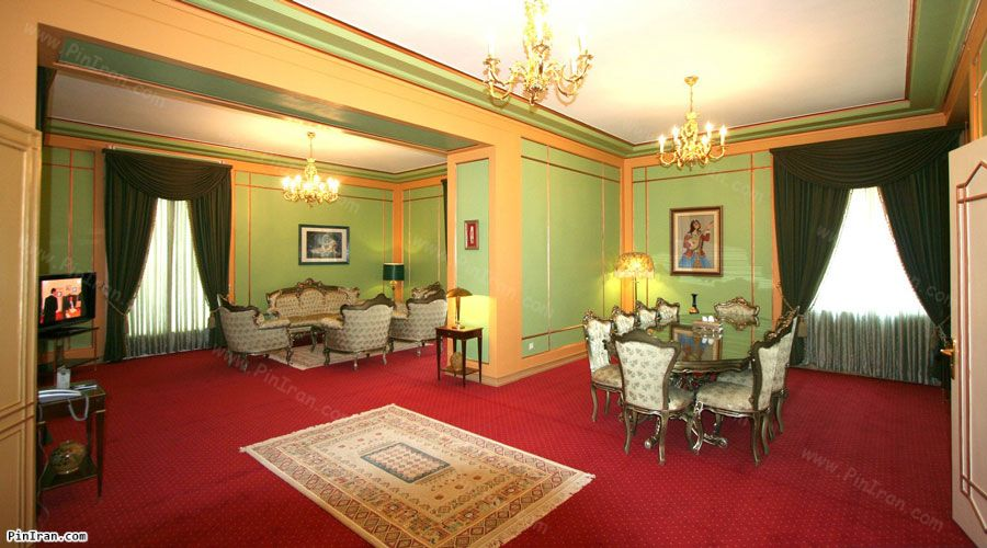 Abbasi Hotel Isfahan Suite