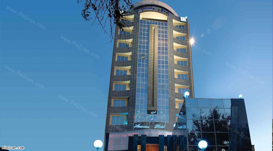 Aseman Hotel Isfahan Main
