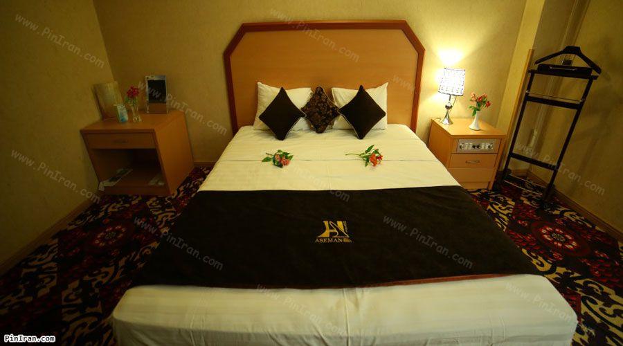 Aseman Hotel Isfahan Room Single