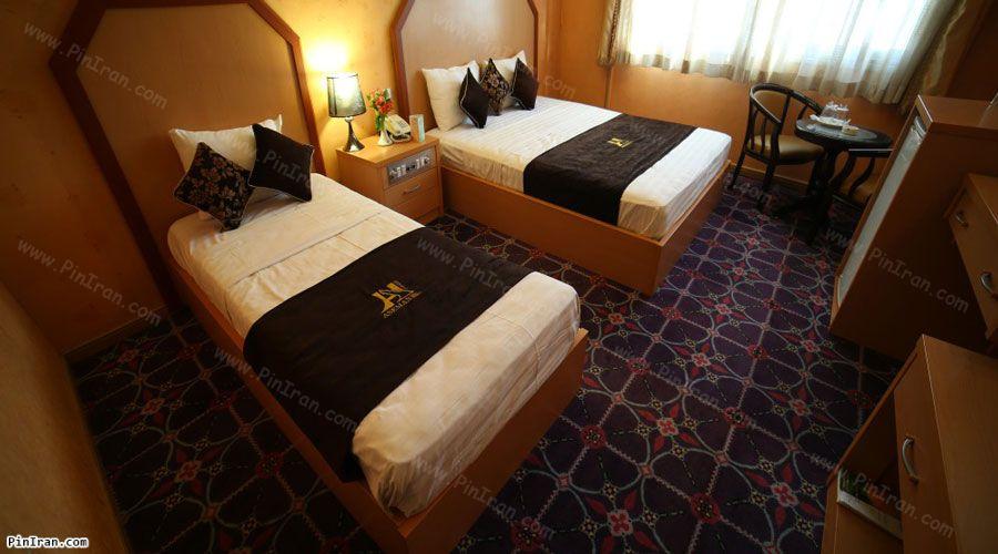 Aseman Hotel Isfahan Room Twin