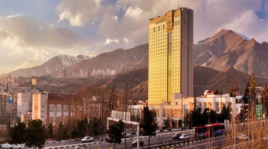 Azadi Hotel Tehran Main