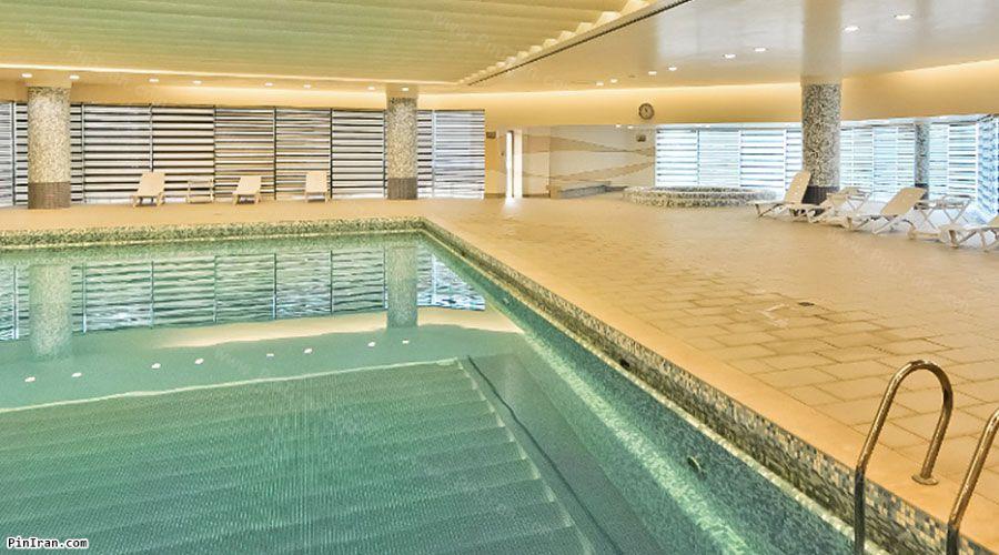Azadi Hotel Tehran Pool