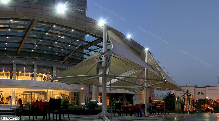 Azadi Hotel Tehran Yard