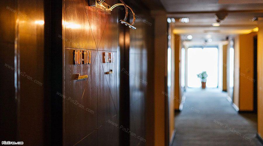 Chamran Grand Hotel Shiraz Corridor