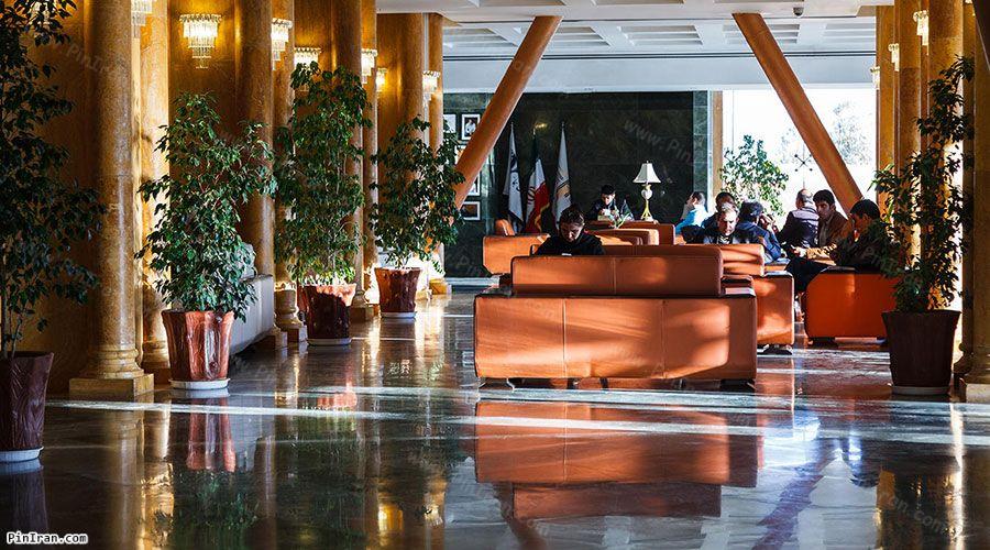 Chamran Grand Hotel Shiraz Lobby