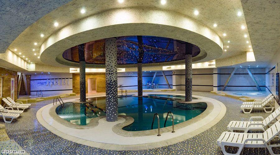Chamran Grand Hotel Shiraz Pool