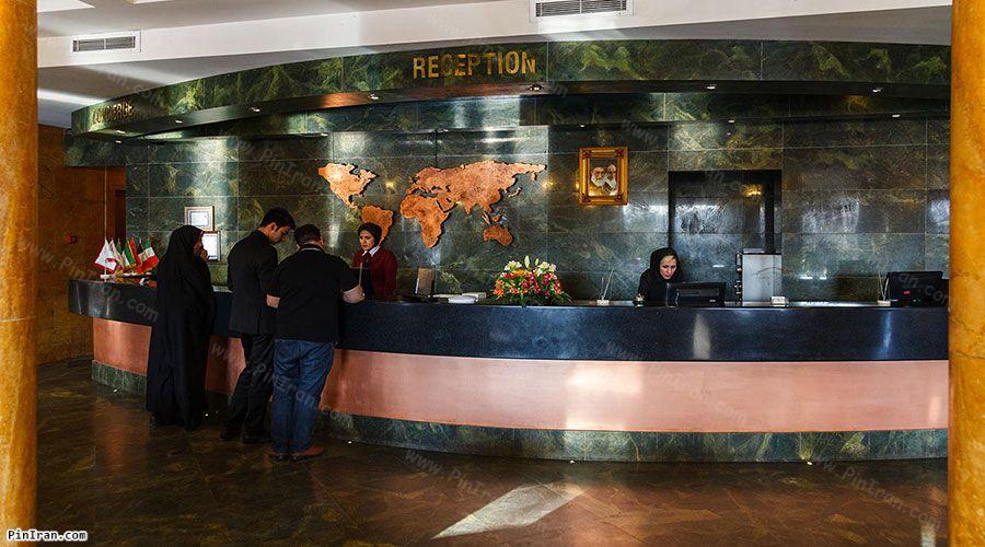 Chamran Grand Hotel Shiraz Reception