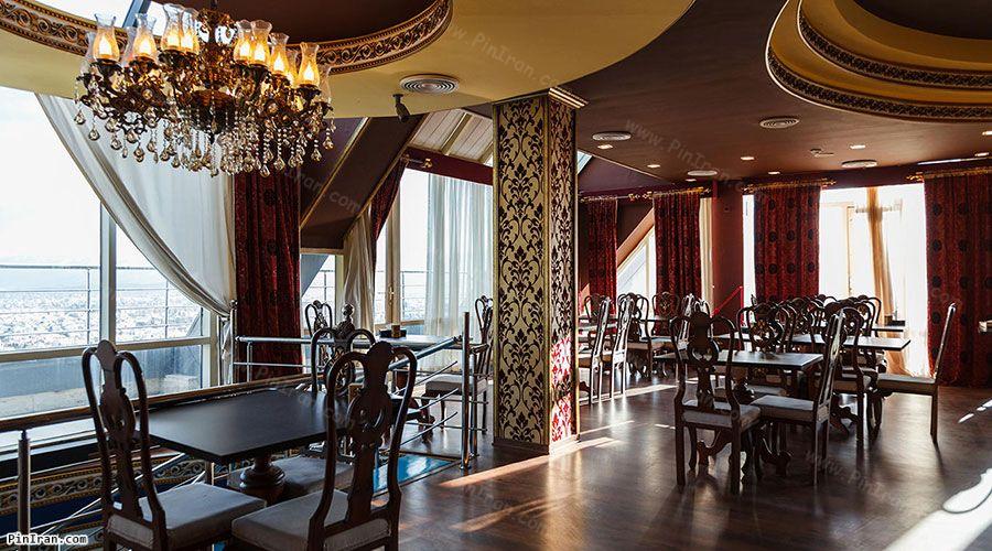 Chamran Grand Hotel Shiraz Restaurant 2
