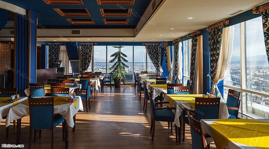 Chamran Grand Hotel Shiraz Restaurant