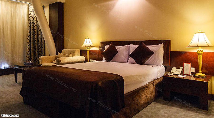 Chamran Grand Hotel Shiraz Room Double