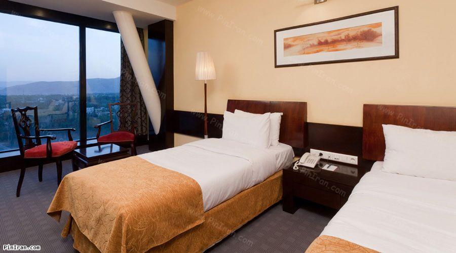 Chamran Grand Hotel Shiraz Room Twin