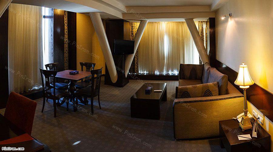 Chamran Grand Hotel Shiraz Room