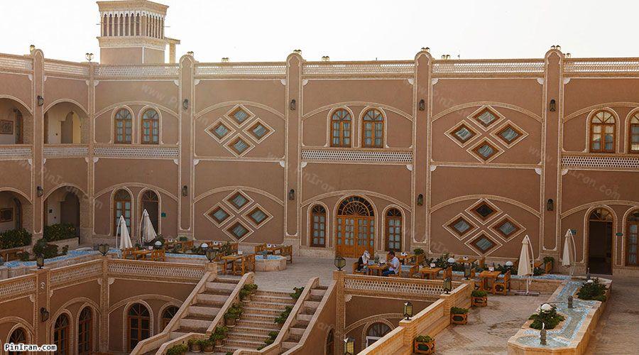 Dad Hotel Yazd Area 2