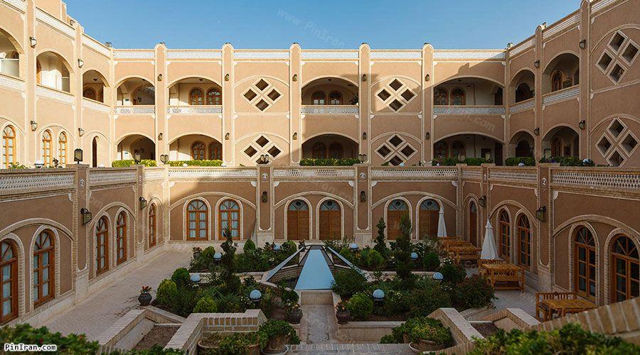 Dad Hotel Yazd Area 4