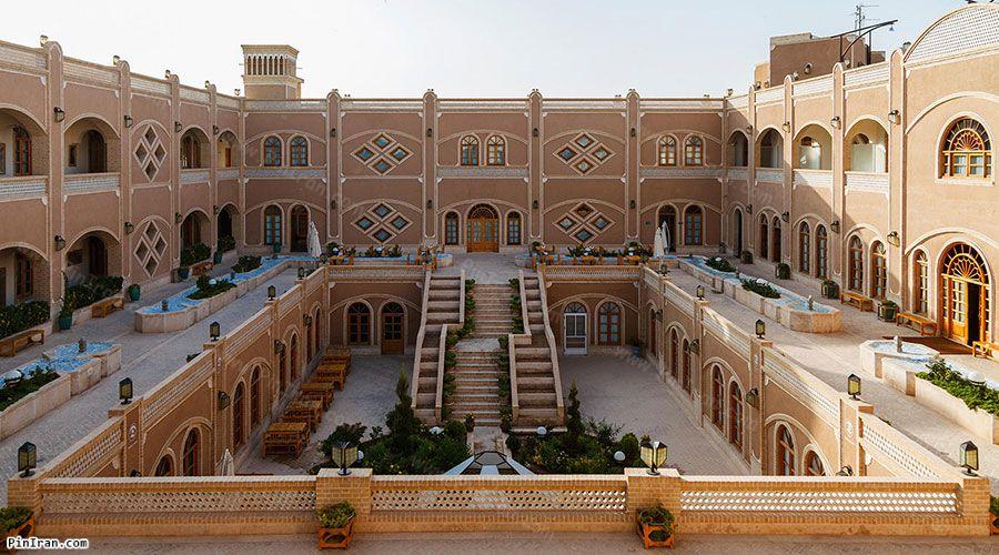 Dad Hotel Yazd Area