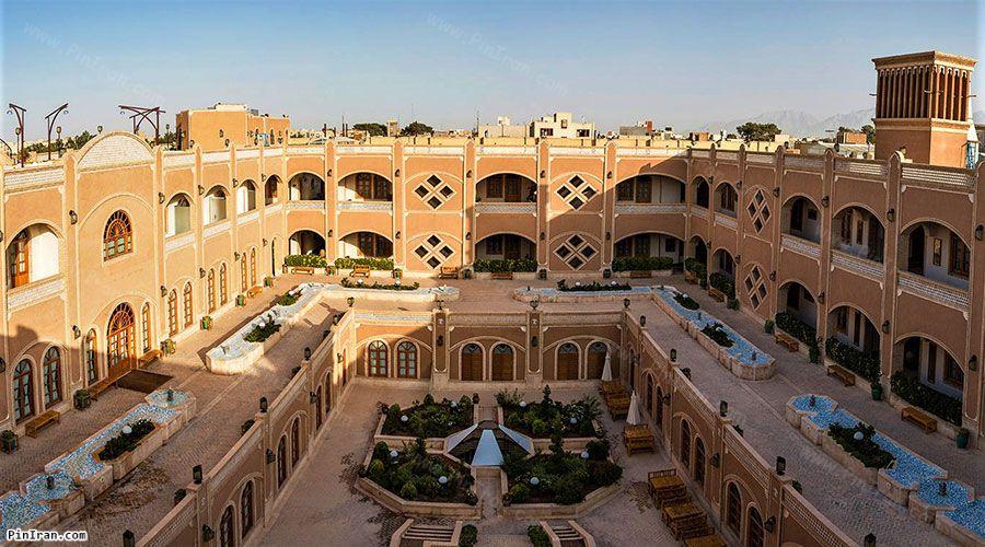 Dad Hotel Yazd Main