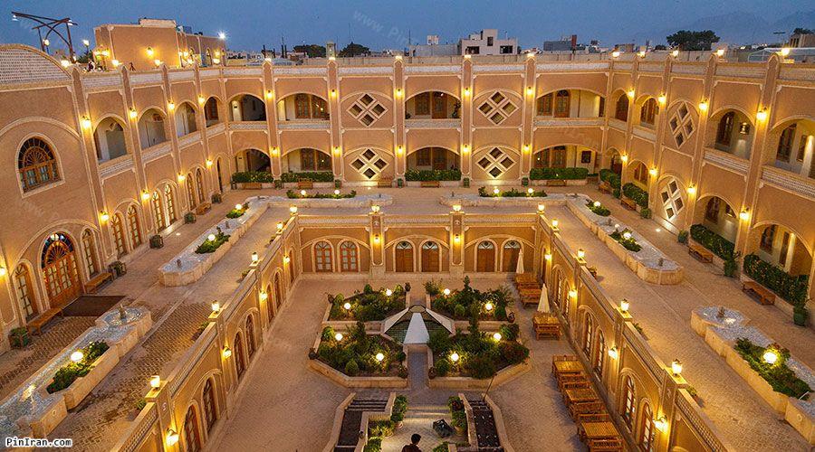 Dad Hotel Yazd Night 3