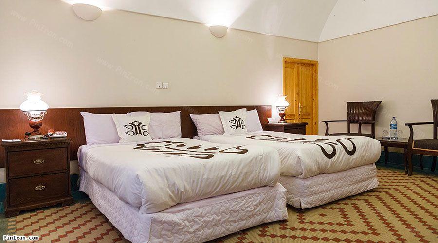 Dad Hotel Yazd Room Twin