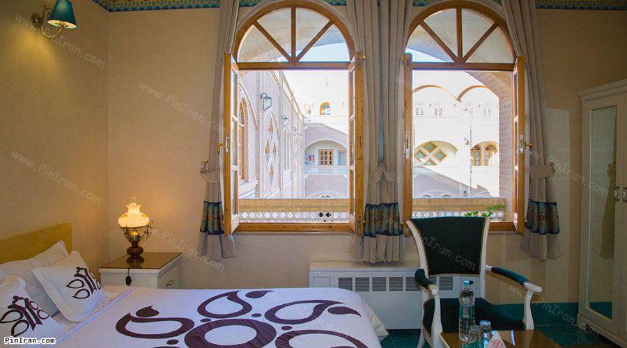 Dad Hotel Yazd Room View