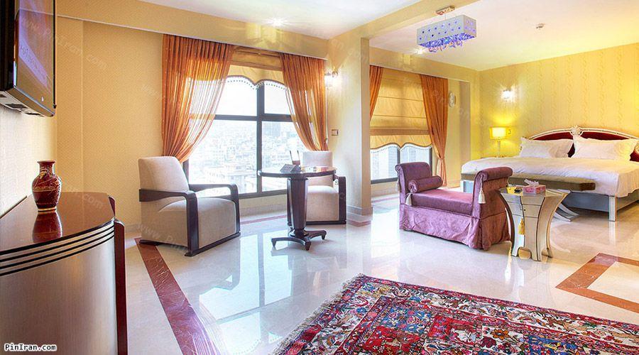 Espinas Hotel Tehran Luxury Suite 2