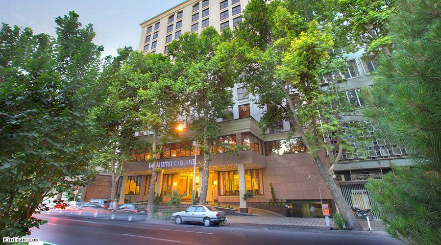 Espinas Hotel Tehran Main