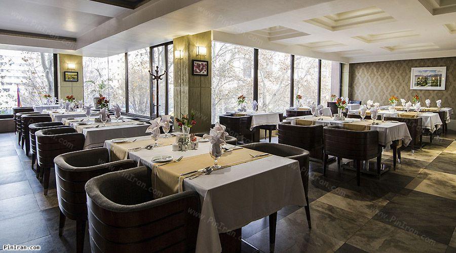 Espinas Hotel Tehran Mediterranean Restaurant 2