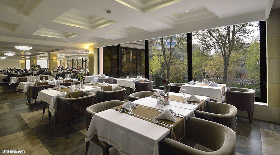 Espinas Hotel Tehran Mediterranean Restaurant