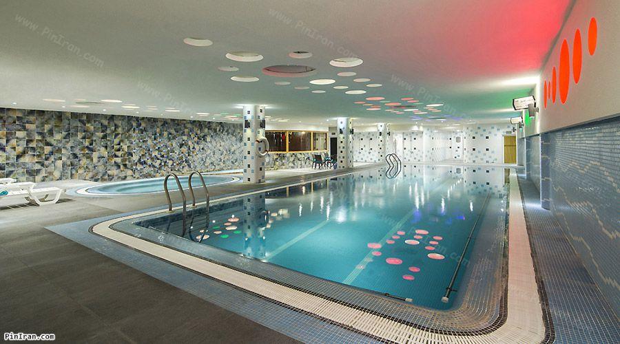 Espinas Hotel Tehran Pool