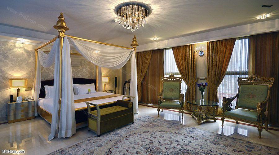 Espinas Hotel Tehran President Suite 2