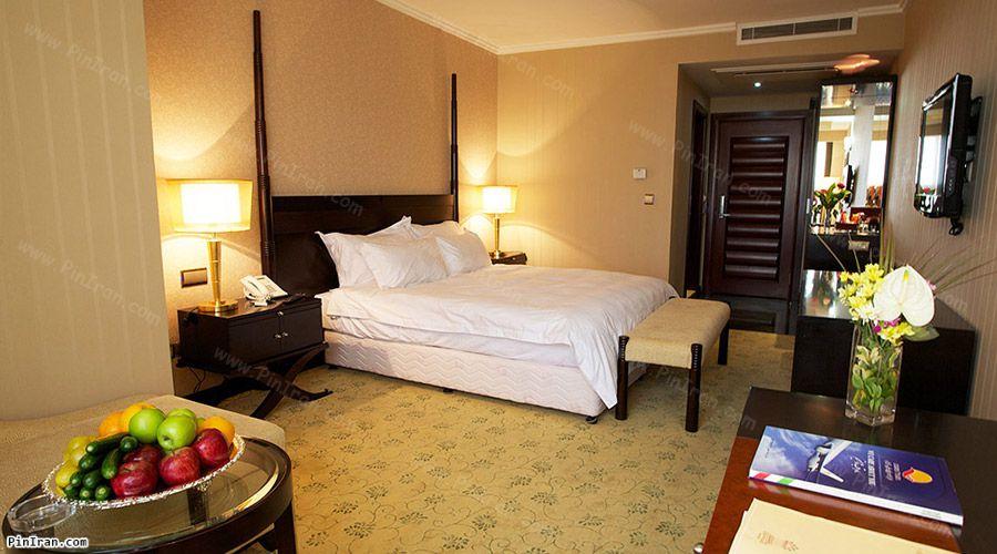 Espinas Hotel Tehran Standard Room Double