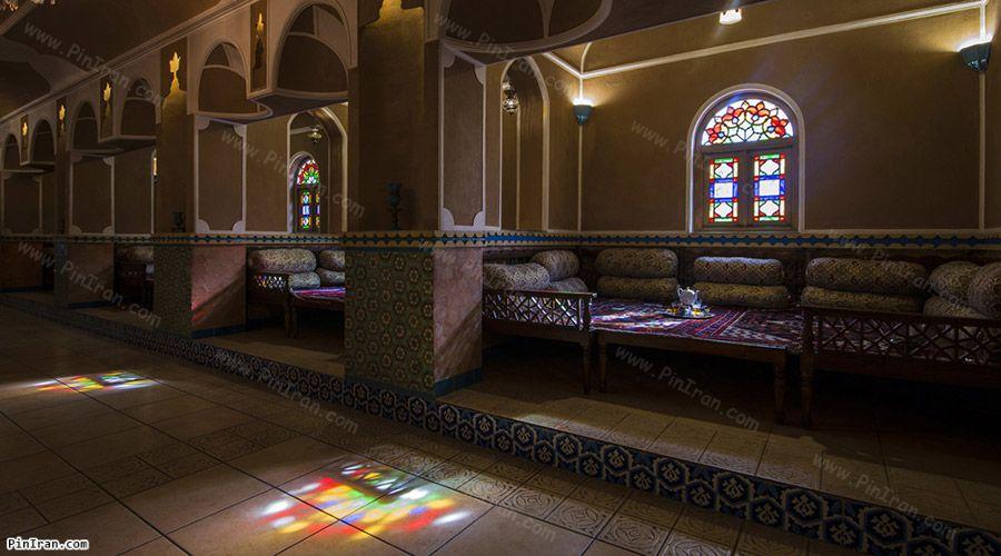 Espinas Hotel Tehran Traditional Restaurant 2