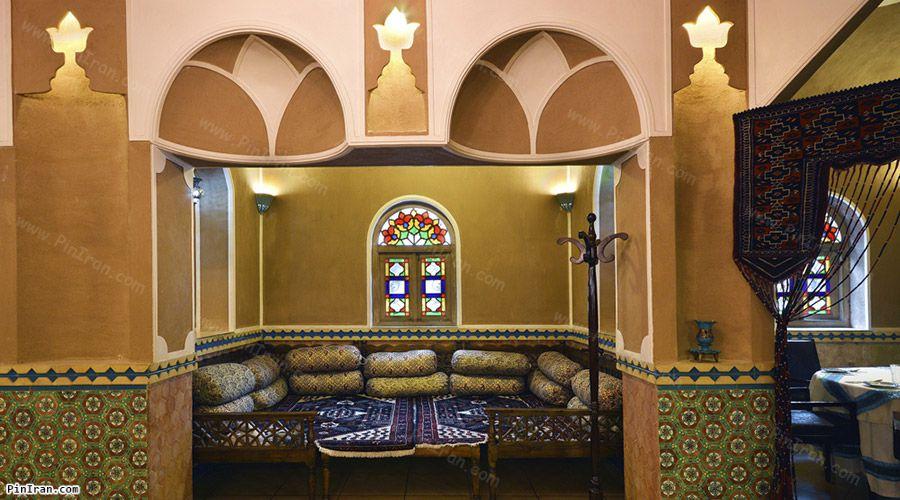 Espinas Hotel Tehran Traditional Restaurant 3