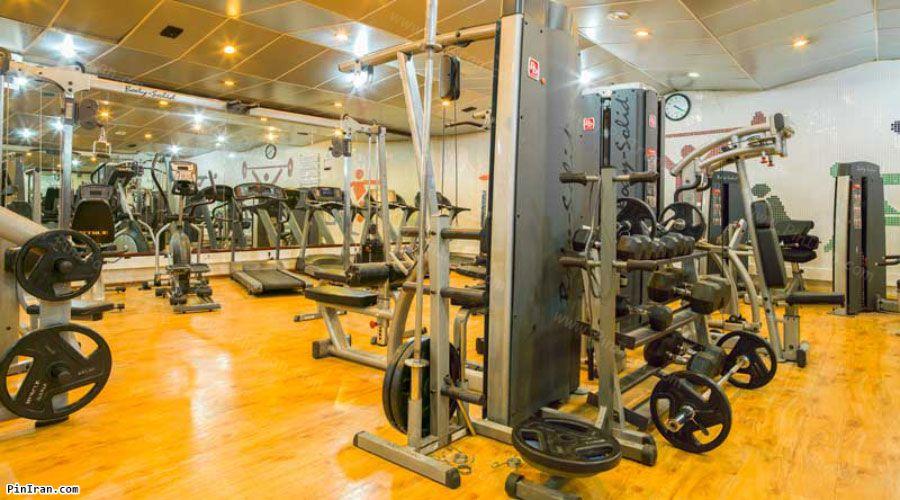 Ferdowsi Hotel Tehran Gym