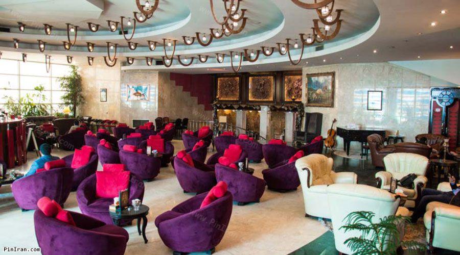 Ferdowsi Hotel Tehran Lobby 2