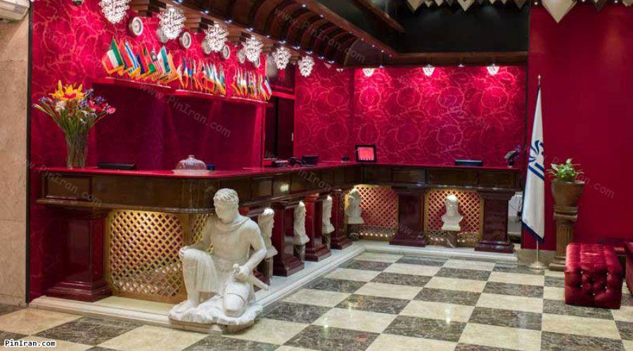 Ferdowsi Hotel Tehran Reception