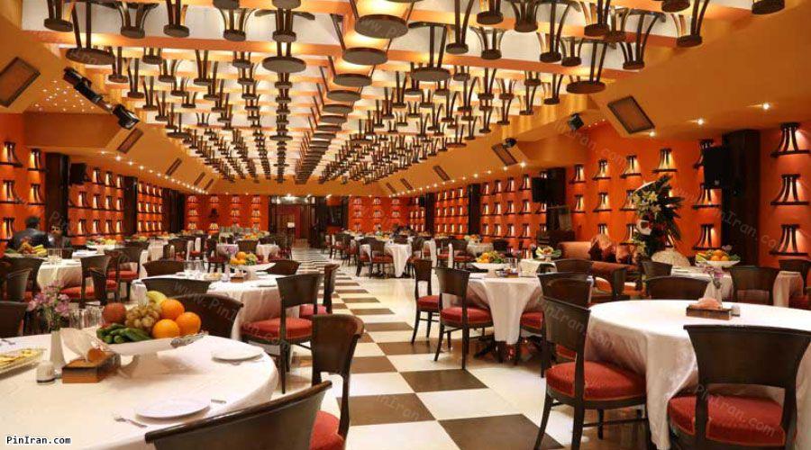 Ferdowsi Hotel Tehran Restaurant 3