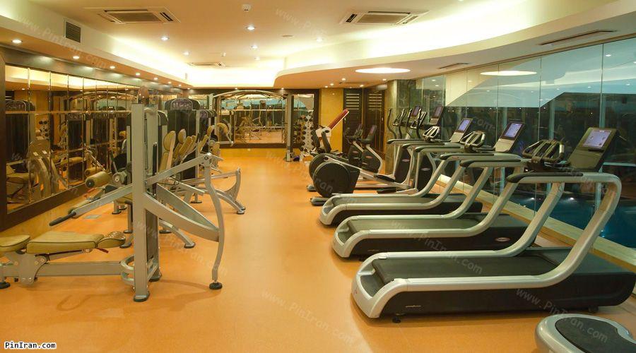Grand Hotel Shiraz Gym