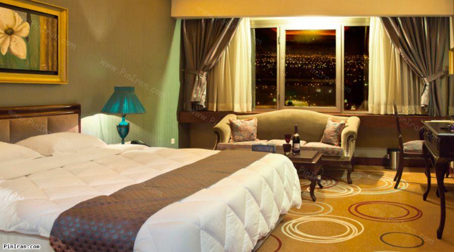 Grand Hotel Shiraz Room Double
