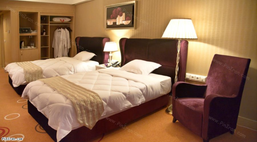 Grand Hotel Shiraz Room Twin