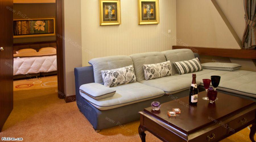 Grand Hotel Shiraz Suite